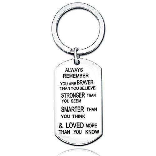 Key Chain Ring