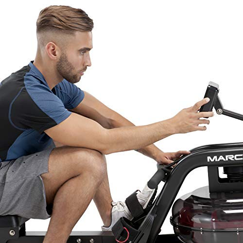 Marcy Pro NS-6070RW Hydro Rower