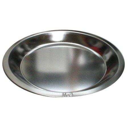 浅井商店『ブリキパイ皿 NO.9 φ242mm』