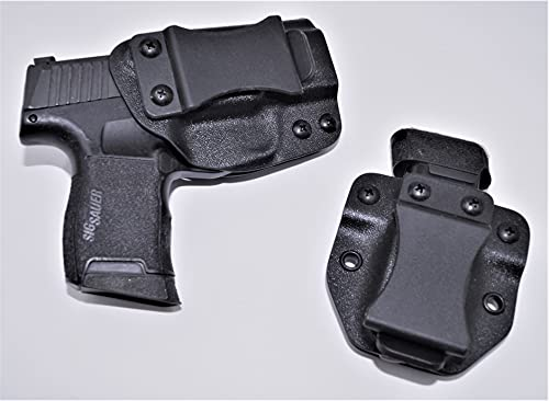Krounds Sig Sauer P365 Holster and Magazine Belt Pouch Combo...