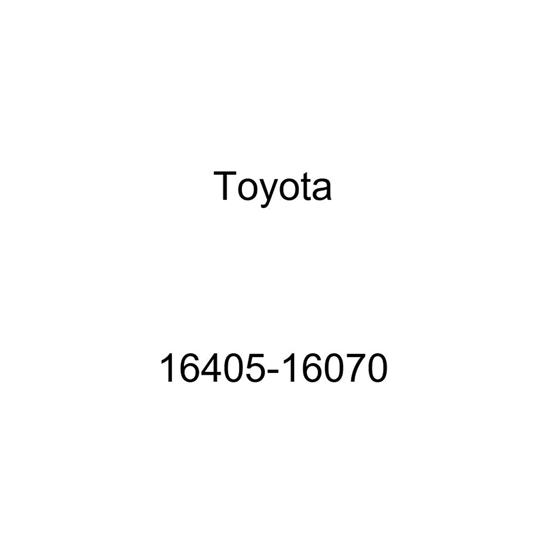 Toyota 16405-16070 Tank Cap Sub Assembly