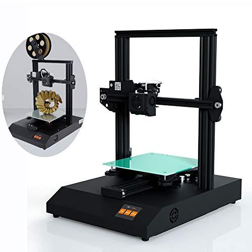 Stampante 3D di Livellamento Automatico Il Kit Stampante 3D può Essere Costruito da Solo Silenziamento, Interruzione Continua Dopo Un'interruzione di Corrente