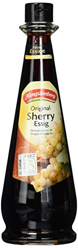 Hengstenberg Spanischer Sherry Essig, 6er Pack (6 x 500 ml)