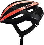 ABUS Viantor Rennradhelm - Sportlicher Fahrradhelm für Einsteiger - für Damen und Herren - 82679 - Orange, Größe S