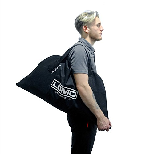 Lomo Changing Mat Bag - Drysuit & Wetsuit Bag with Zip Closure