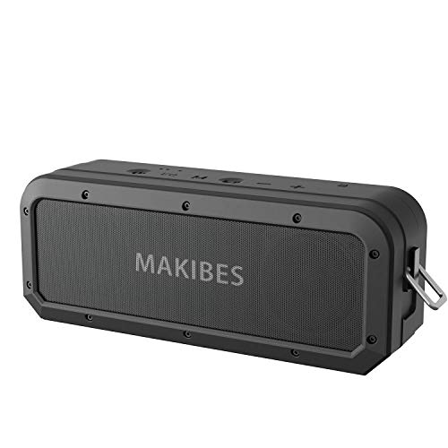 Altavoces Bluetooth Portatiles 40W Marca Makibes