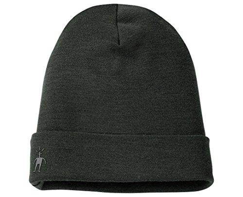 Smartwool Merino Sport 250 Beanie - Cuffed Wool Hat Olive Heather