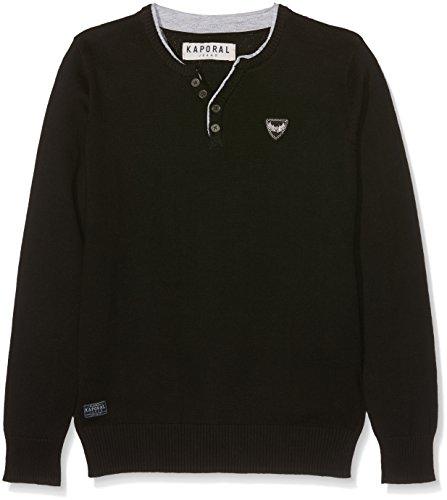Kaporal NAGEM Pull, Noir (Black), 10 Ans (Taille Fabricant: 10A) Garçon