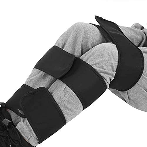 Ajustable Piernas Cinturón Corrector de Postura, O-Pierna en Forma de X Corrección de Piernas Correcto...