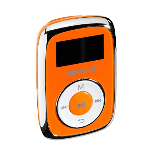 Intenso ▷560 Music Mover MP3-speler 8 GB oranje