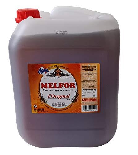 Melfor das Original Essig Würzmittel 10 Liter Kanister Großverbraucher