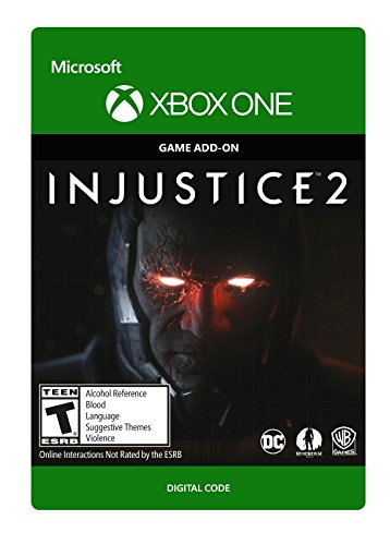 Injustice 2: Darkseid Character - Xbox One [Digital Code]