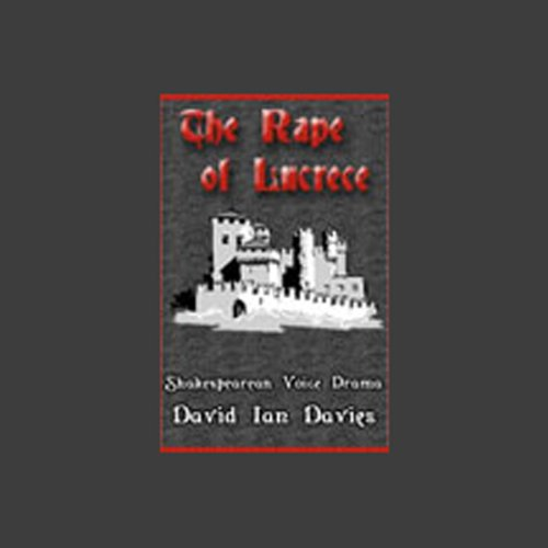 The Rape of Lucrece audiobook cover art