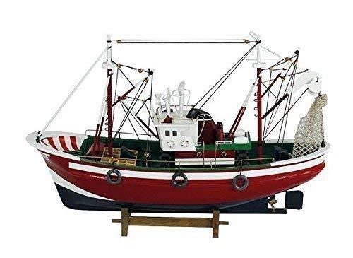 Fischkutter, Fischerboot, Zweimast Kutter, Schiffsmodell, Modellboot