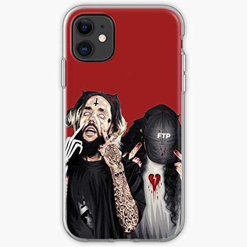 Suicideboys Peep Yung Rap Young FTP Lil - Phone Case for All of iPhone 12, iPhone 11, iPhone 11 Pro, iPhone XR, iPhone 7/8 / SE 2020… Samsung Galaxy