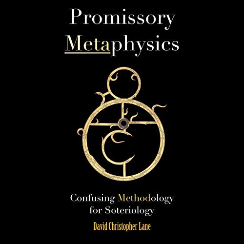 Couverture de Promissory Metaphysics: Confusing Methodology for Soteriology