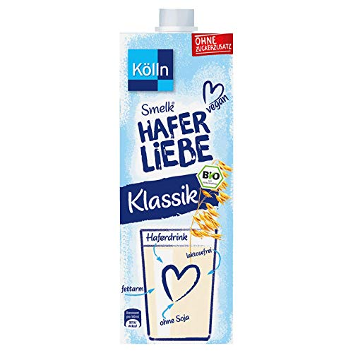 Kölln Smelk Haferliebe Klassik 8x1l