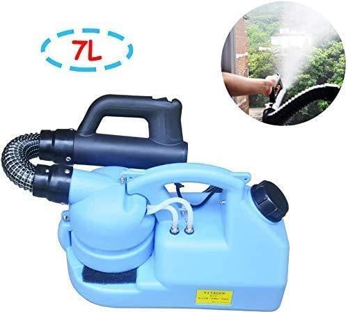 Surfilter Sac à Dos Pulvérisateur électrique Désinfection Atomiseur Pulvérisateur électrique ULV Antibrouillard pour intérieur/extérieur, 7L