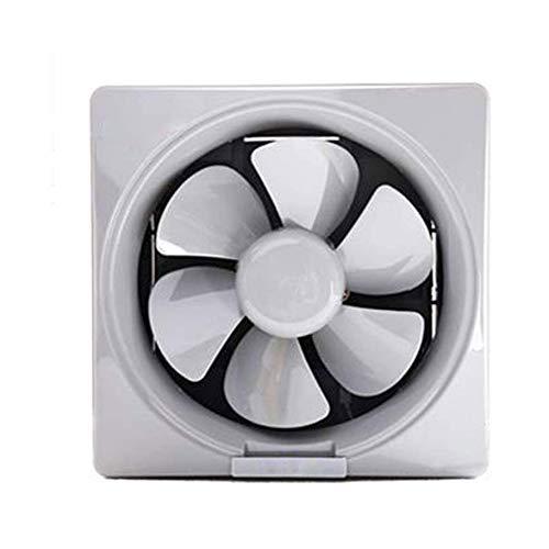 LXZDZ Potente Extractor de baño Extractor de ventilación Ventilador fuerte para cocina Inodoro Ventiladores de ventilación Ventiladores de pared de conductos