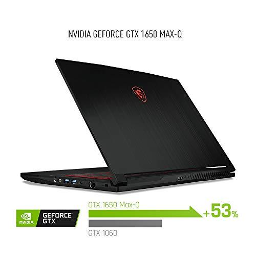 Compare MSI GF63 (THIN 9SC-068) vs other laptops