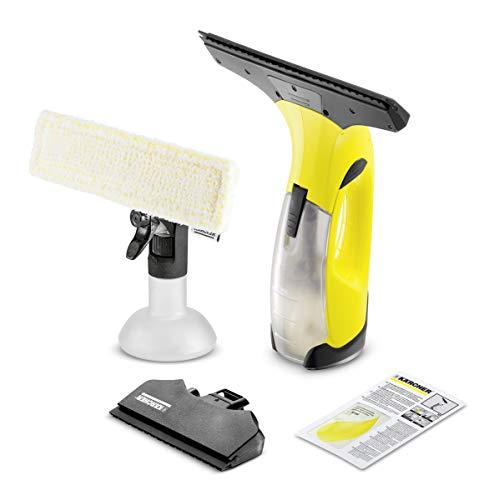 Kärcher 1.633-430.0 Window Vac WV 2 Premium 10 years - Limpiadora de ventanas a batería (aspirador limpiacristales)
