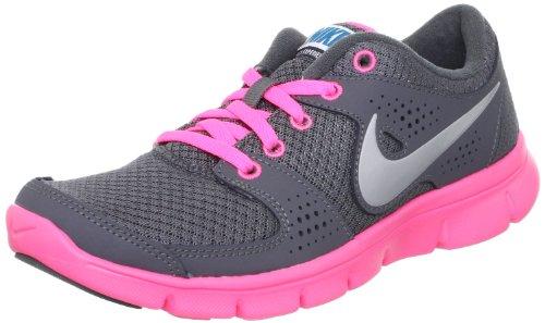 Nike Zapatillas Wmns Flex Experience RN Gris/Plata/Rosa EU