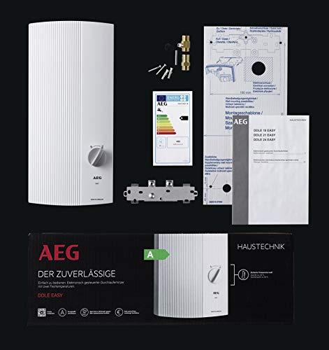 AEG elektronischer Durchlauf-Erhitzer - 4