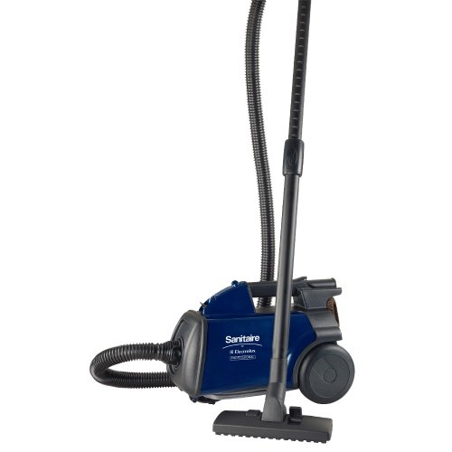 Read About Sanitaire S3681D Sanitaire Mighty Mite Canister Vacuum