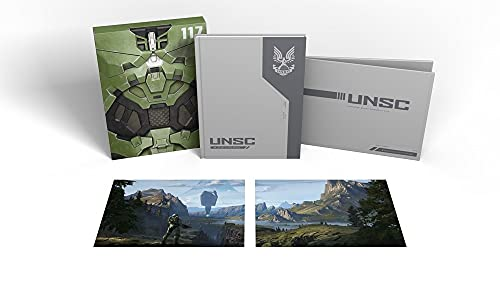 The Art of Halo Infinite Deluxe Edition