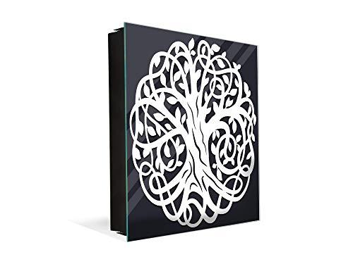 Concept Crystal Caja Decorativa Llaves imágenes Elegir