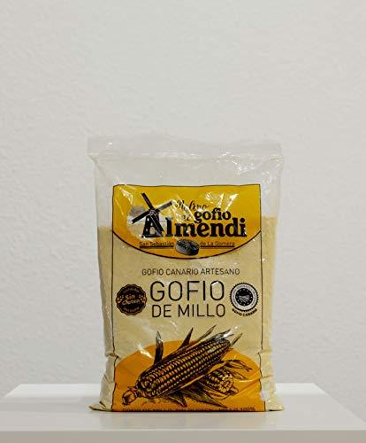 Gofio IMENDI Millo senza glutine 1 Kg. Prodotto Isole Canarie