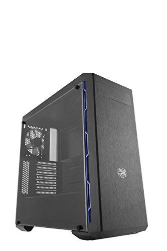 CoolerMasterMasterBoxMB600LBlueミドルタワー型PCケースCS7147MCB-B600L-KA5N-S01