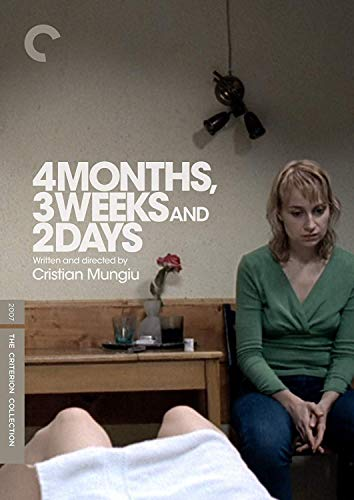 4 Months, 3 Weeks and 2 Days (The Criterion Collection)