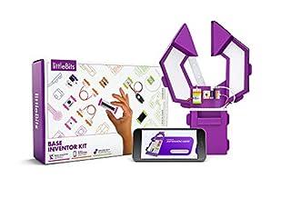 littleBits Base Inventor Kit (B07BFQN5KH) | Amazon price tracker / tracking, Amazon price history charts, Amazon price watches, Amazon price drop alerts