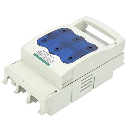 Interruptor de aislamiento, fácil de desmontar Interruptor de desconexión simple confiable, para circuito de distribución de circuito de motor Uso profesional de uso(All brass)