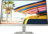 HP 24fwa – Monitor de 24' Full HD (1920 x 1080, 75Hz, 5ms, IPS LED, 16:9, ADM FreeSync, HDMI, VGA, Antirreflejo, Inclinación Ajustable, Altavoces) Plata