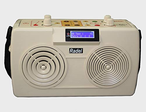 Modfash Radel Milan+ 2-in-1 Digital Tanpura- Tabla