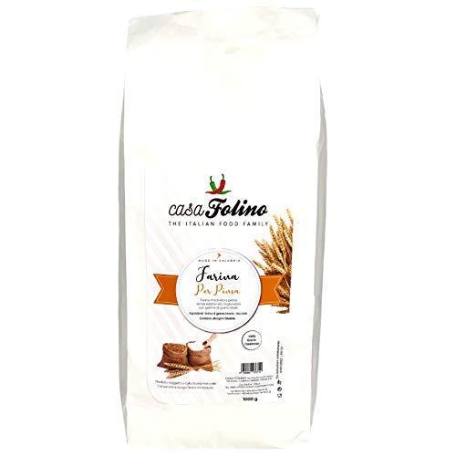 Box Farina Multicereali e Farina per Pinsa. Farine macinate a pietra, italiane. CasaFolino. Made in Italy.