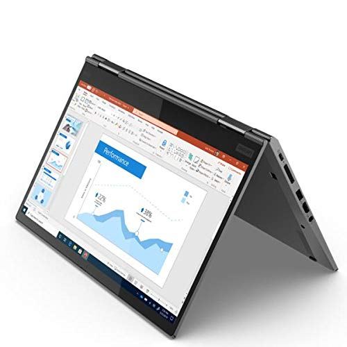 Lenovo ThinkPad X1 Yoga - Ordenador portátil de 14 pulgadas (Intel i7, SSD 1 TB + RAM 16 GB, S.O. Windows 10 Pro)