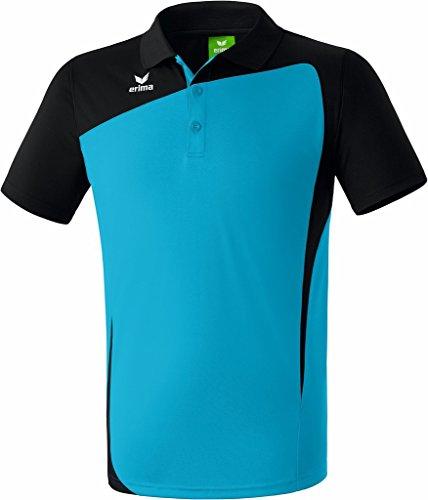 erima Poloshirt Club 1900 - Polo para Mujer (Mujer), Color Azul/Negro, Talla 38