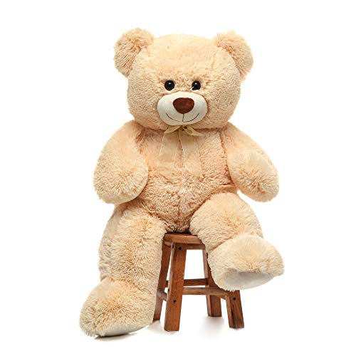 Toys Studio 36 inch Big Teddy Bear Cute Giant Stuffed Animals Soft Plush Bear for Girlfriend Kids,...
