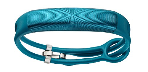 UP2 by Jawbone Activity + Sleep Tracker, Turquoise Circle (Blue), Lightweight Thin Straps