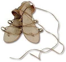 Adult Tan Hermes Sandal
