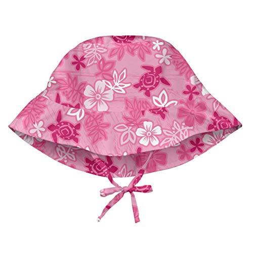 i play. 747161-209-51 Sonnenhut - rosa schildkröte - 0-6m
