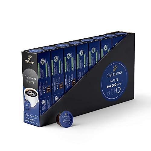 Tchibo Cafissimo Filterkaffee kräftig Kapseln, 80 Stück (8 x 10 Kapseln)