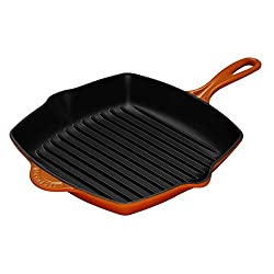 Le Creuset Square Skillet Grill Pan