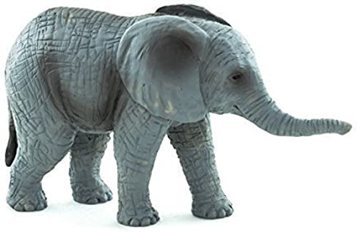 MOJO Fun 387190 African Elephant Calf - Realistic Wildlife Toy Model - New for 2015  by MOJO Fun