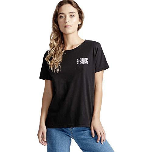 BILLABONG™ - Camiseta - Mujer - XS - Negro