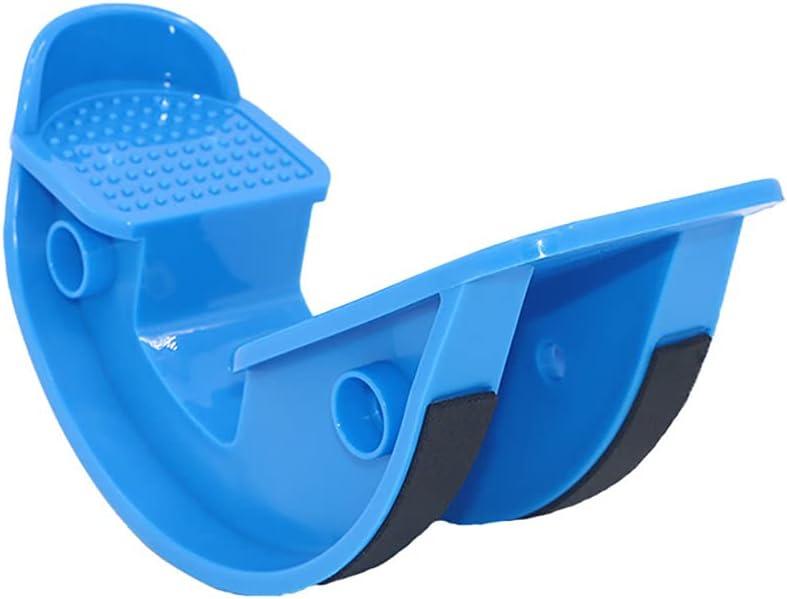 WANGF Slant Board Fitness Lacing Plate Lacing Oblique Pedal Peda