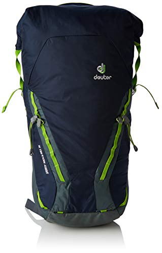 Deuter Kletterrucksack Gravity Rock und Roll, Navy-Granite, 54 x 28 x 18 cm, 30 L, 3362217-3400